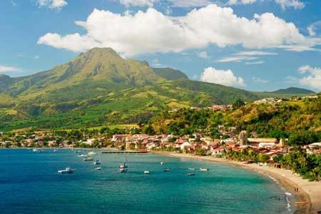 Tempat Di Dunia Yang Penduduknya Dominan Wanita - Martinik