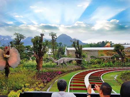 Tempat Wisata Malang Terbaru Dan Terpopuler - Jawa Timur Park 3 (Jatim Park 3)