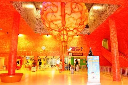 Tempat Wisata Malang Terbaru Dan Terpopuler - The Bagong Adventure Museum Tubuh