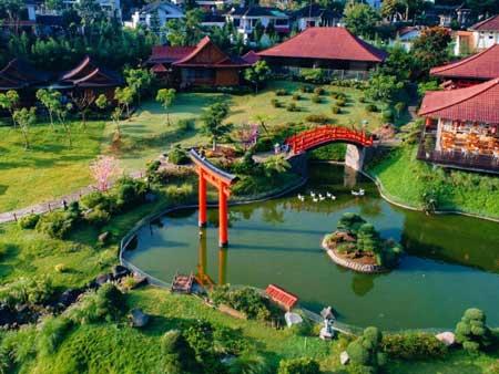 Tempat Wisata Malang Terbaru Dan Terpopuler - The Onsen Hot Spring Resort