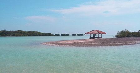 Tempat Wisata Pantai Di Jakarta - Pantai Perawan