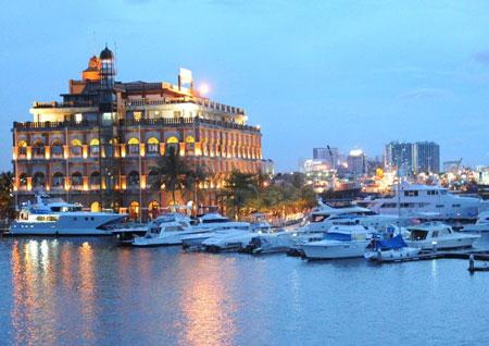 Tempat Wisata Pantai Di Jakarta - Pelabuhan Marina