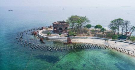 Tempat Wisata Pantai Di Jakarta - Pulau Bidadari