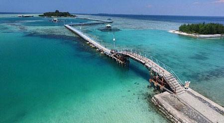 Tempat Wisata Pantai Di Jakarta - Pulau Tidung
