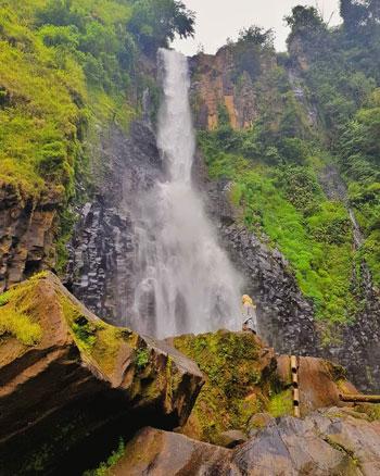 Tempat Wisata Terpopuler Di Makassar Dan Sekitarnya - Air Terjun Takapala