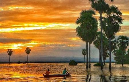 Tempat Wisata Terpopuler Di Makassar Dan Sekitarnya - Danau Tempe