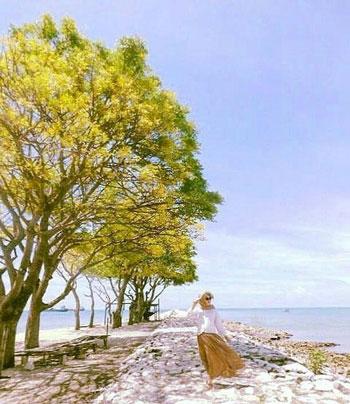 Tempat Wisata Terpopuler Di Makassar Dan Sekitarnya - Pulau Lae Lae