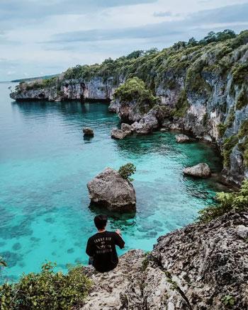 Tempat Wisata Terpopuler Di Makassar Dan Sekitarnya - Tebing Apparalang