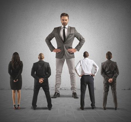 Tipe-Tipe Bos Di Kantor - Bos autokratis