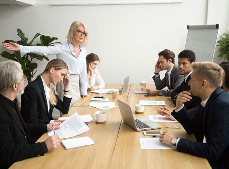 Tipe-Tipe Bos Di Kantor - Bos tukang ngatur