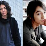 Artis Korea berambut gondrong
