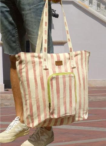 Merk Tote Bag Terbaik - Folding Tote Bag Tokio