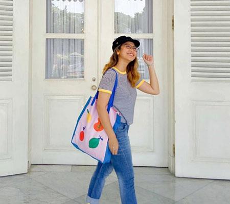 Merk Tote Bag Terbaik - Hip Me Tote Bag