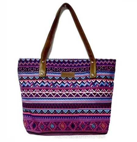 Merk Tote Bag Terbaik - Olaf Bag Tribal Tote Bag