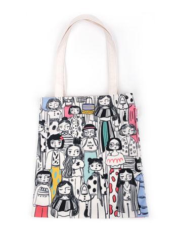 Merk Tote Bag Terbaik - Popiro Tote Bag