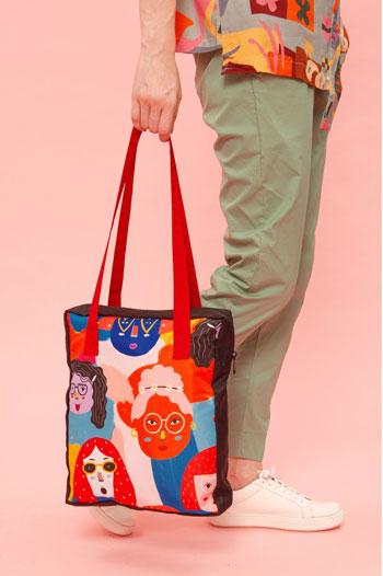 Merk Tote Bag Terbaik - Soresore Tote Bag