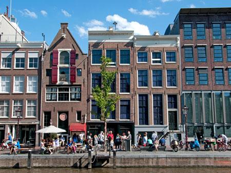 Tempat Wisata Di Dunia Yang Tidak Boleh Difoto - Anne Frank House