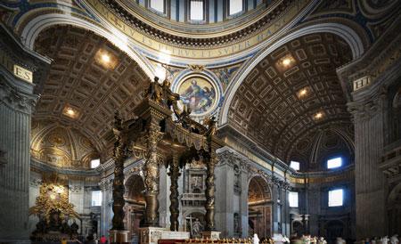 Tempat Wisata Di Dunia Yang Tidak Boleh Difoto - Kapel Sistina