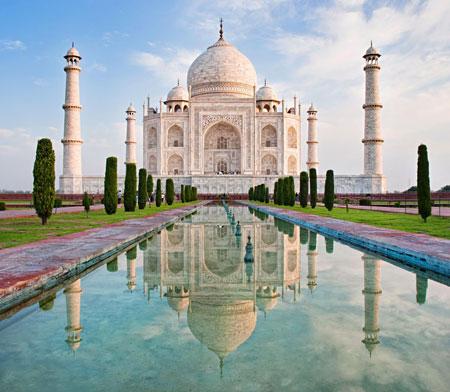 Tempat Wisata Di Dunia Yang Tidak Boleh Difoto - Taj Mahal