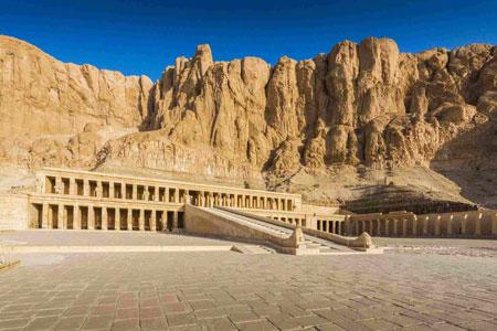 Tempat Wisata Di Dunia Yang Tidak Boleh Difoto - Valley of the Kings