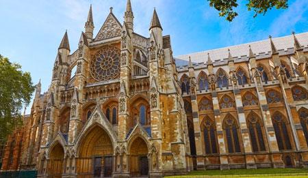 Tempat Wisata Di Dunia Yang Tidak Boleh Difoto - Westminster Abbey