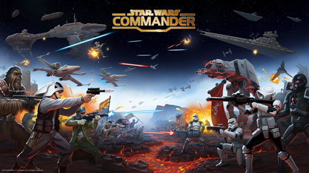 15 Game Mirip Clash of Clans (COC) Terbaik - Star Wars: Commander