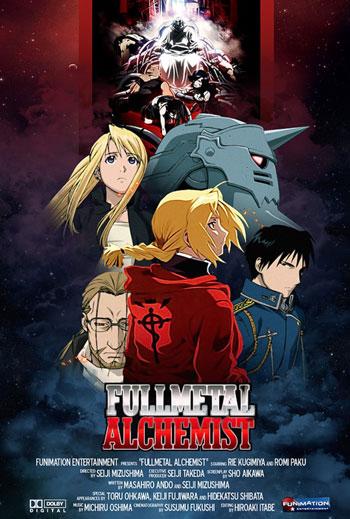 Anime Perang Terbaik - Fullmetal Alchemist