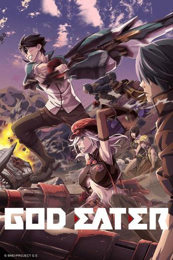 Anime Perang Terbaik - God Eater