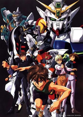Anime Perang Terbaik - Gundam Series