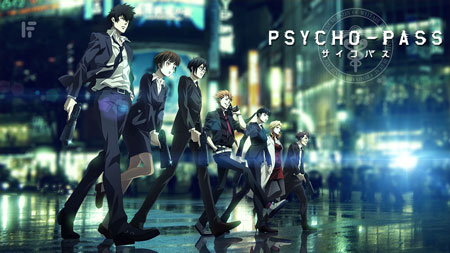Anime Perang Terbaik - Psycho Pass