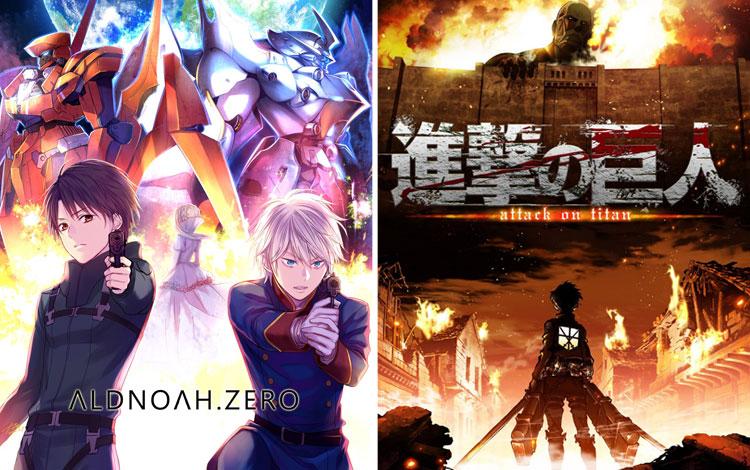 Anime Perang Terbaik
