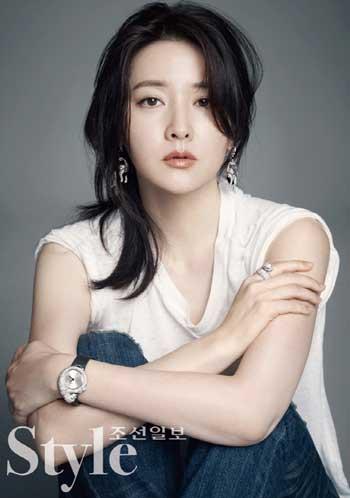 Artis Korea Bayaran Termahal 2020 - Lee Young Ae