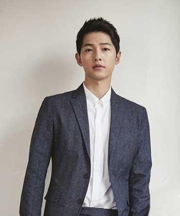 Artis Korea Bayaran Termahal 2020 - Song Joong Ki