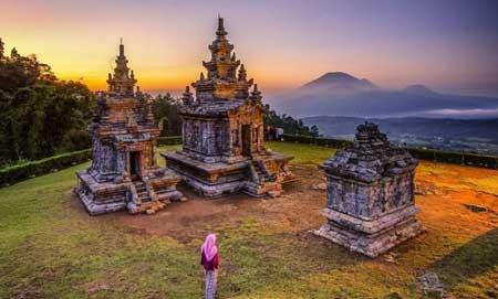 Candi Yang Ada Di Indonesia - Candi Gedong Songo