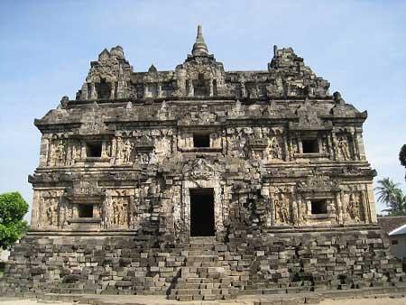 Candi Yang Ada Di Indonesia - Candi Gunung Sari