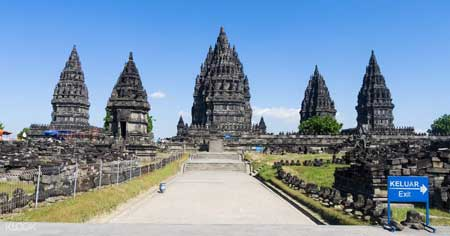 Candi Yang Ada Di Indonesia - Candi Prambanan