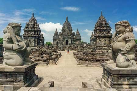 Candi Yang Ada Di Indonesia - Candi Sewu