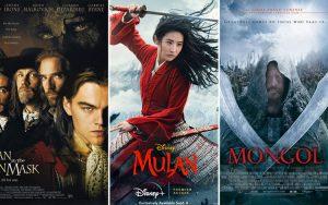 Daftar Film Kolosal Kerajaan Terbaik Sepanjang Masa