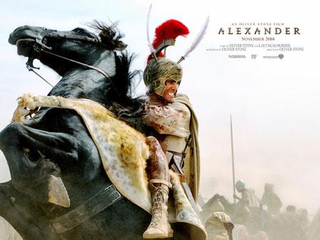 Daftar Film Kolosal Kerajaan Terbaik Sepanjang Masa - Alexander The Great (2004)