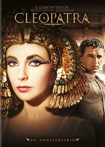 Daftar Film Kolosal Kerajaan Terbaik Sepanjang Masa - Cleopatra (1963)