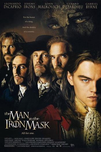 Daftar Film Kolosal Kerajaan Terbaik Sepanjang Masa - The Man in the Iron Mask (1998)