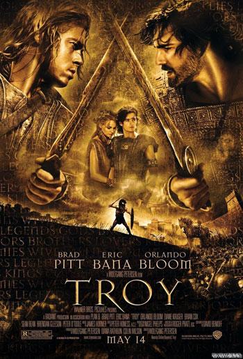 Daftar Film Kolosal Kerajaan Terbaik Sepanjang Masa - Troy (2004)
