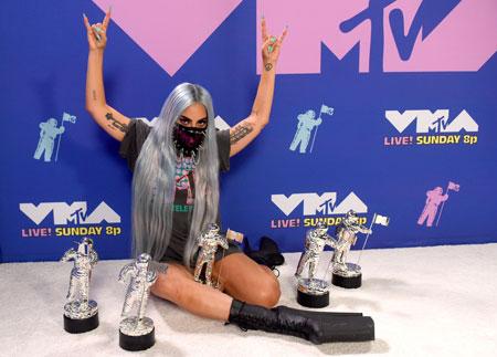 Daftar Lengkap Pemenang MTV Video Music Awards 2020