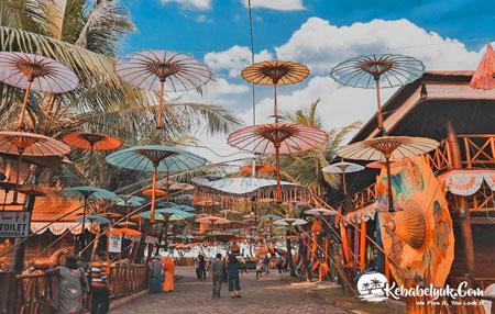 Daftar Tempat Wisata Paling Hits Di Bangka Belitung - Pantai Tongaci