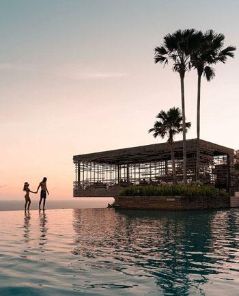 Daftar Villa Romantis Untuk Bulan Madu di Bali - Alila Villas Uluwatu