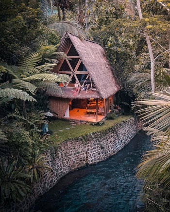 Daftar Villa Romantis Untuk Bulan Madu di Bali - Hideout Bali