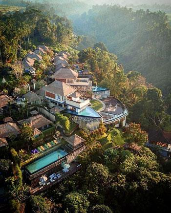 Daftar Villa Romantis Untuk Bulan Madu di Bali - Kamandalu Ubud