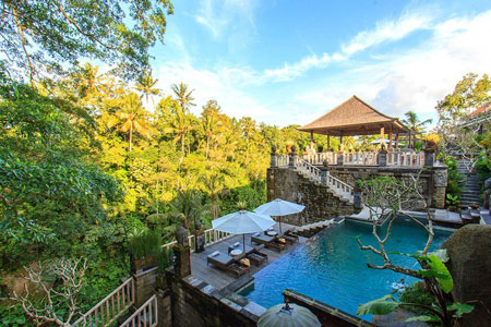 Daftar Villa Romantis Untuk Bulan Madu di Bali - Kawi Resort By Pramana