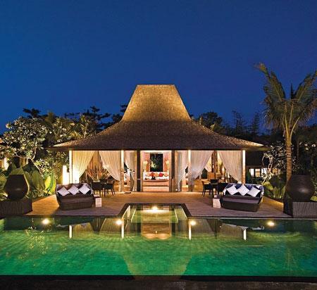 Daftar Villa Romantis Untuk Bulan Madu di Bali - Khayangan Estate