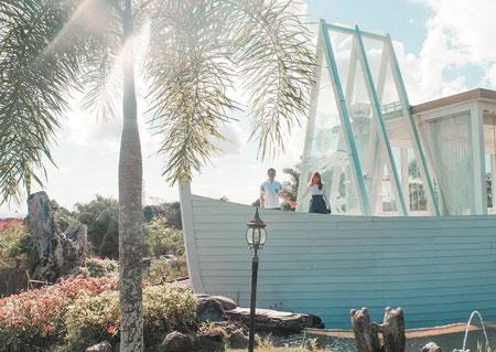 Daftar Villa Romantis Untuk Bulan Madu di Bali - Noah Villa and Chapel